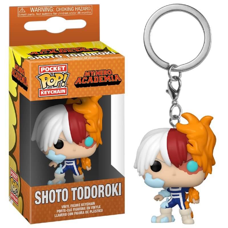 Porte-clés Pop! Todoroki - My Hero Academia