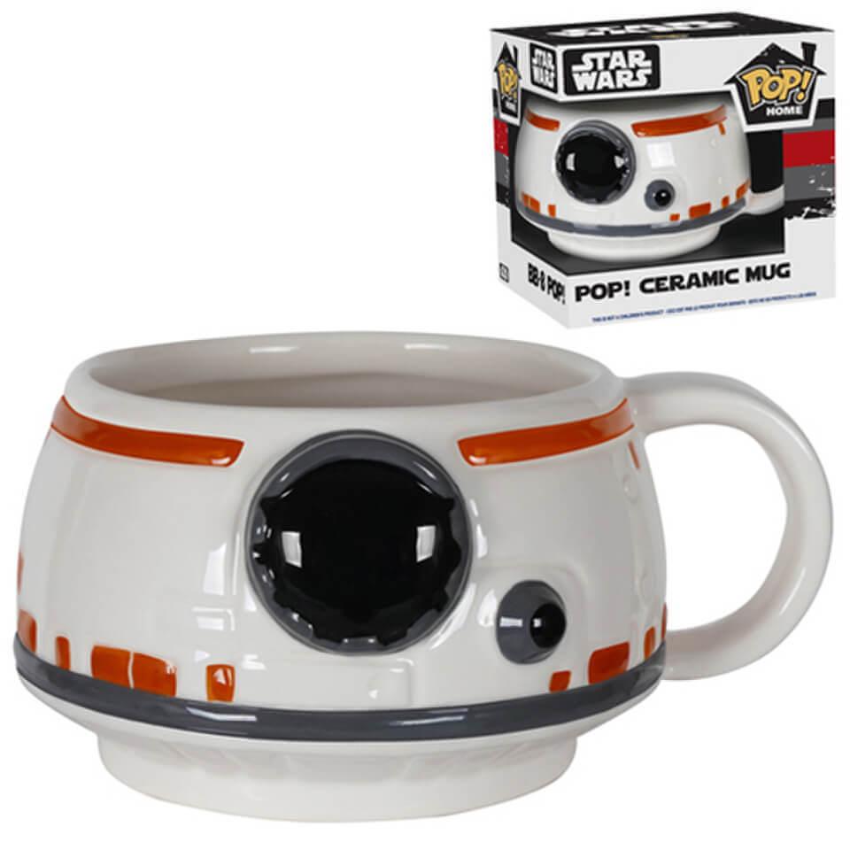 Pop! Home Star Wars BB-8 Pop ! Mug à domicile