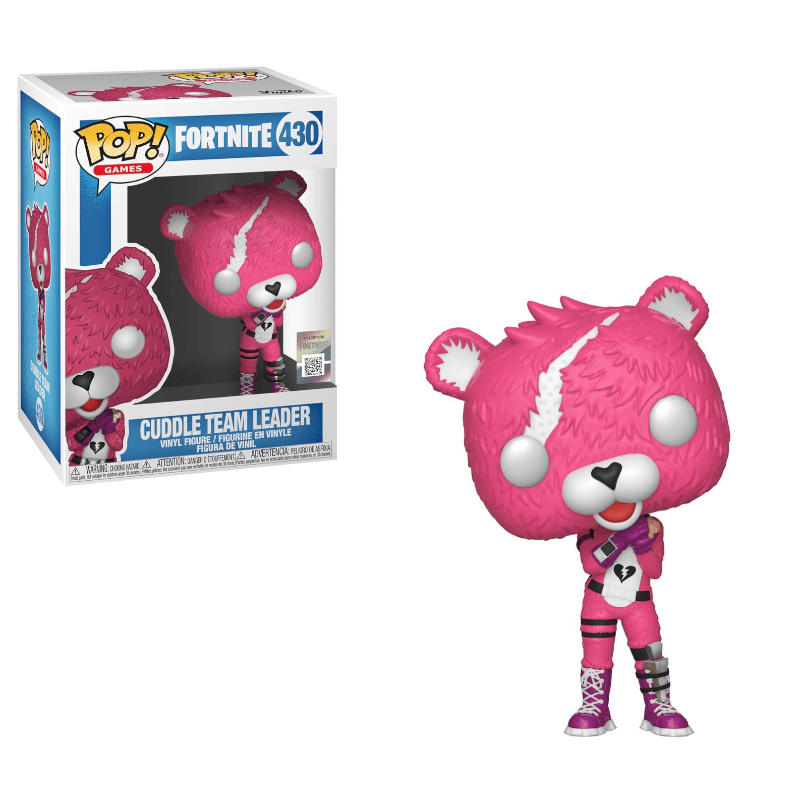 Pop! Vinyl Figurine Pop! Cuddle Team Leader Fortnite