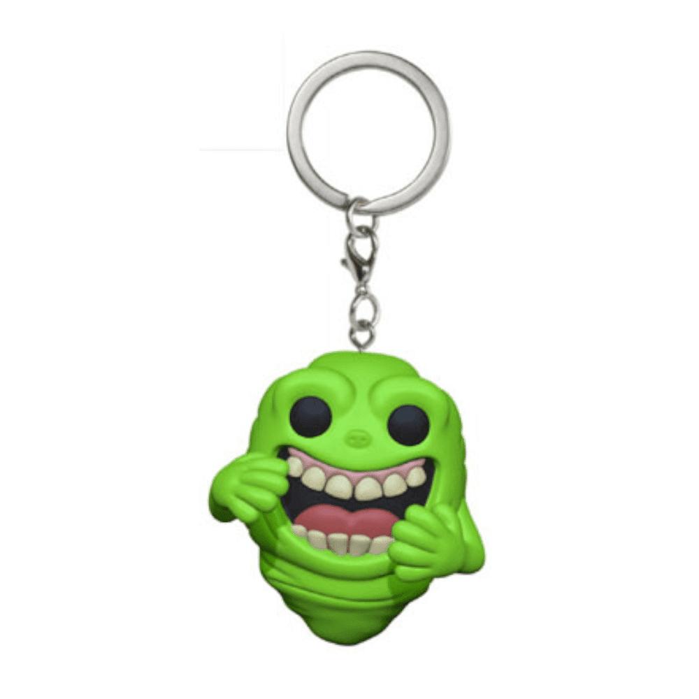 Figurine Porte Clé Funko Pop! Keychain - Ghostbusters - Slimer