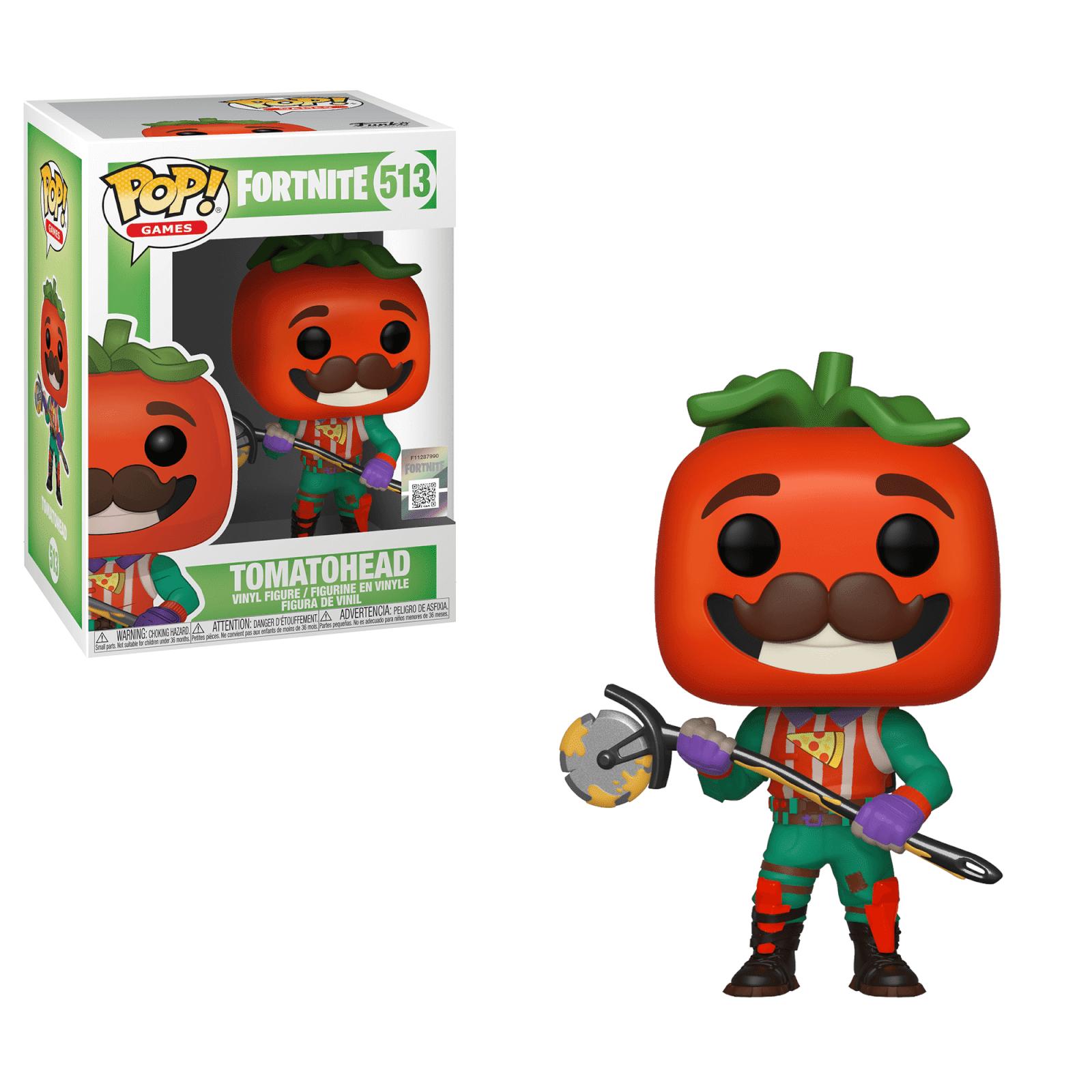 Pop! Vinyl Figurine Pop! Tomatohead - Fortnite