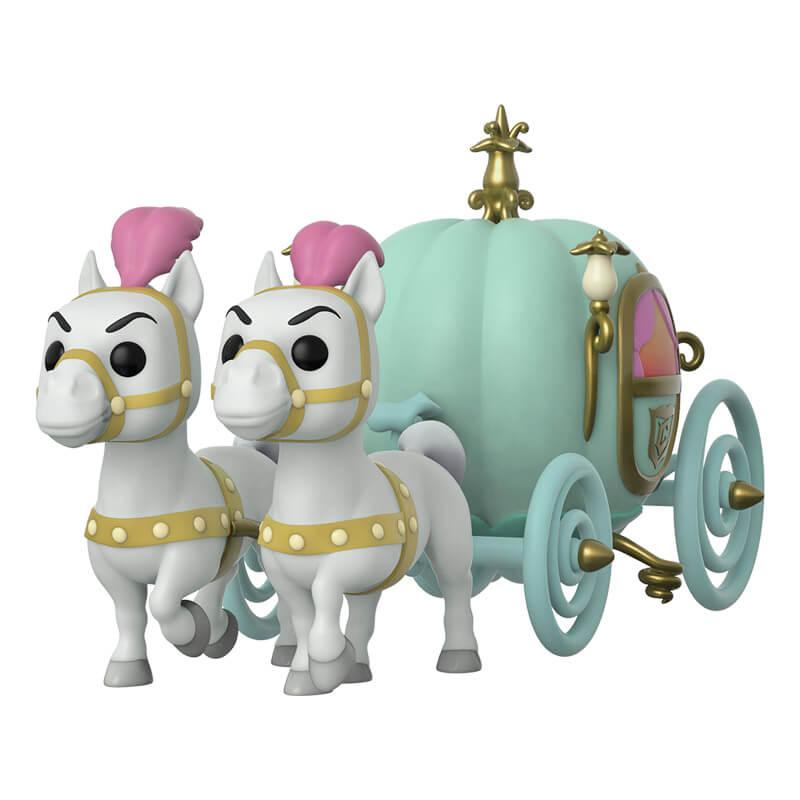 Pop! Vinyl Figurine Pop! Ride Carosse - Disney Cendrillon