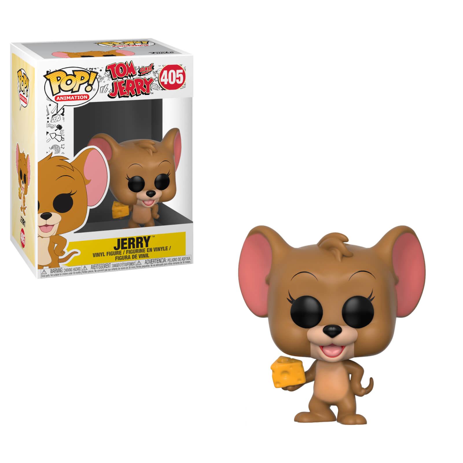 Pop! Vinyl Figurine Pop! Jerry - Tom et Jerry