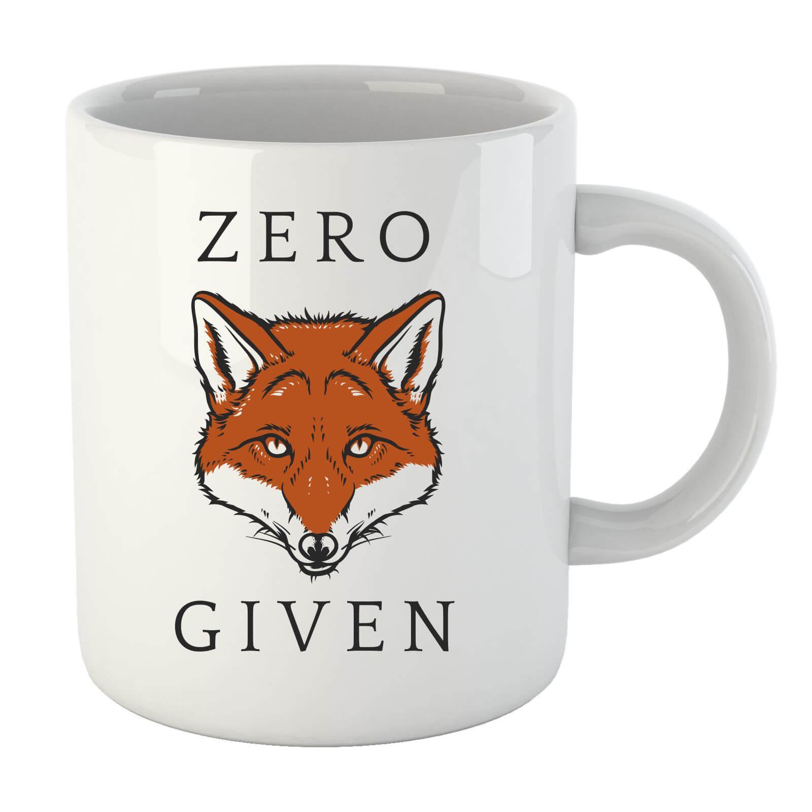 By IWOOT Tasse Zero Fox Given