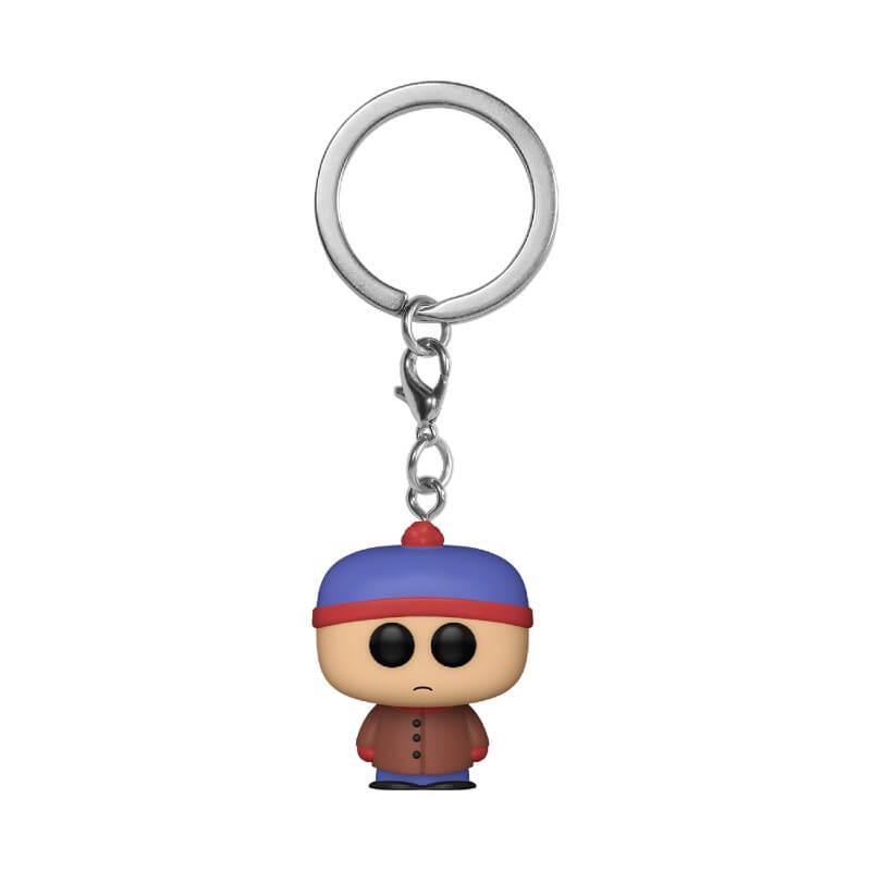 Pop! Keychain Porte-clé Pop! Stan - South Park