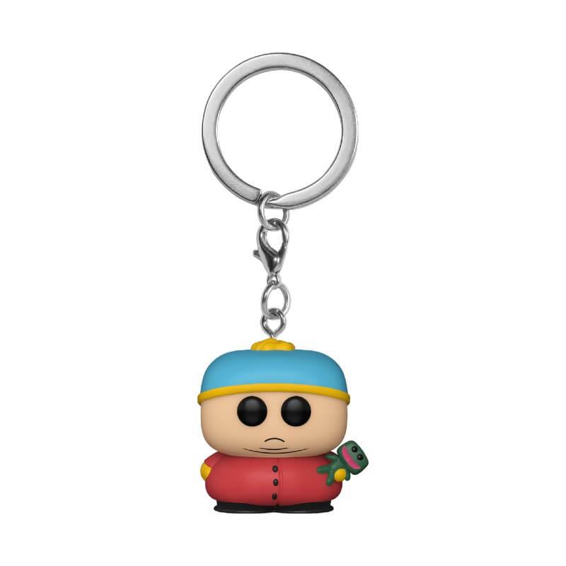 Porte-clé Pop! Cartman Avec Clyde - South Park
