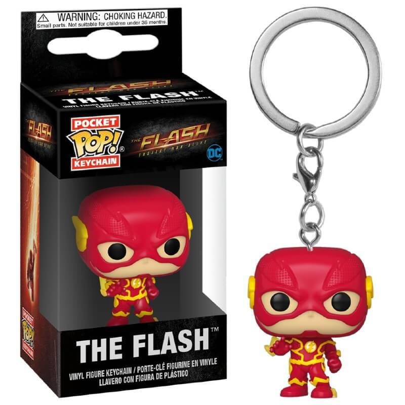 Pop! Keychain DC TV The Flash Pop! Keychain