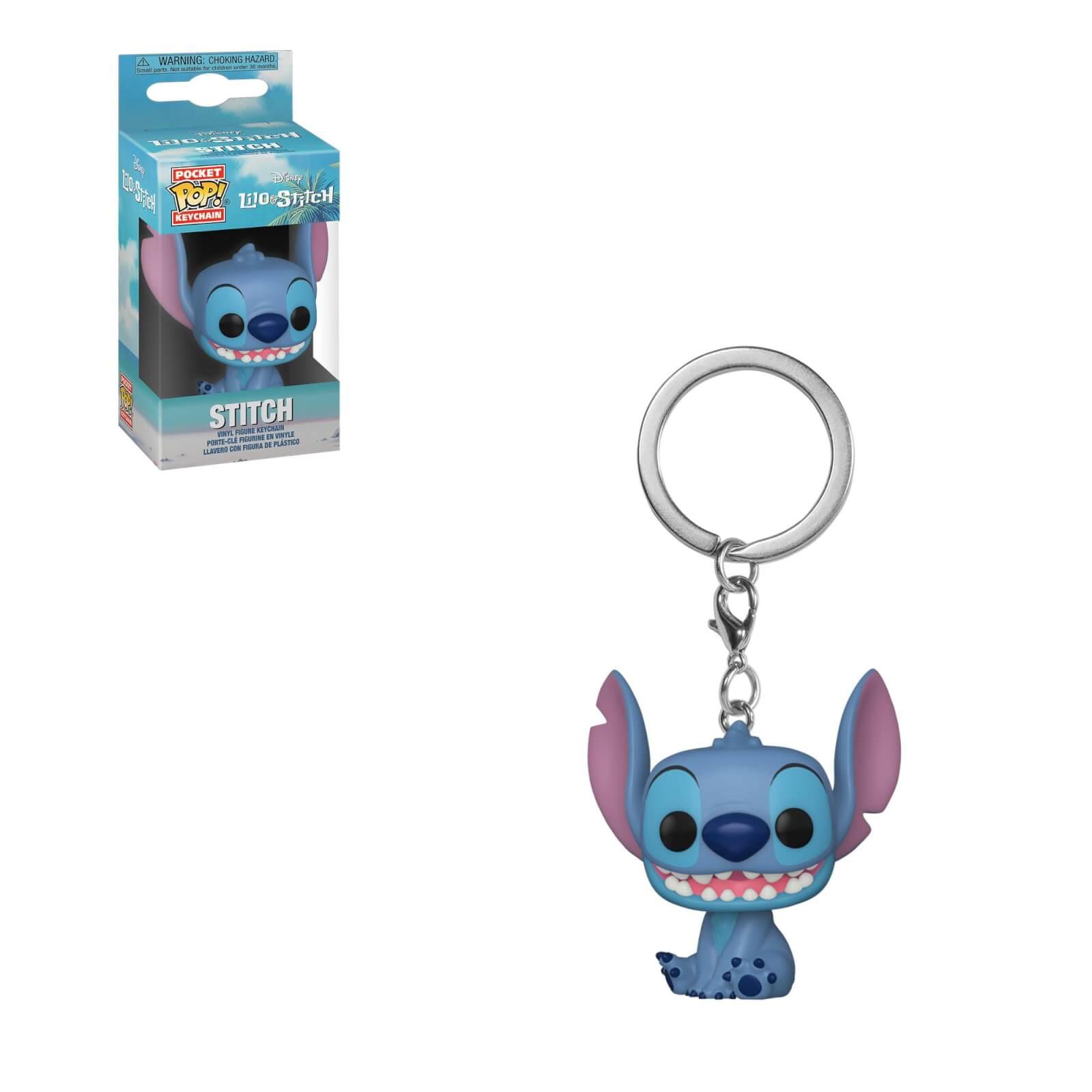 Stitch Pop! Keychain