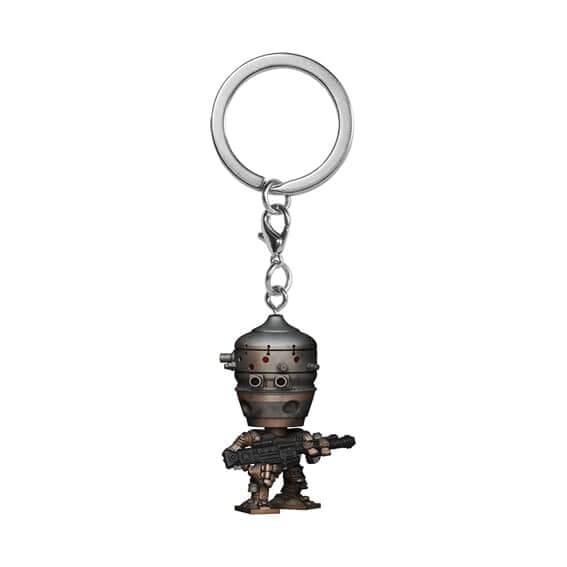 Star Wars The Mandalorian IG-11 Pop! Keychain