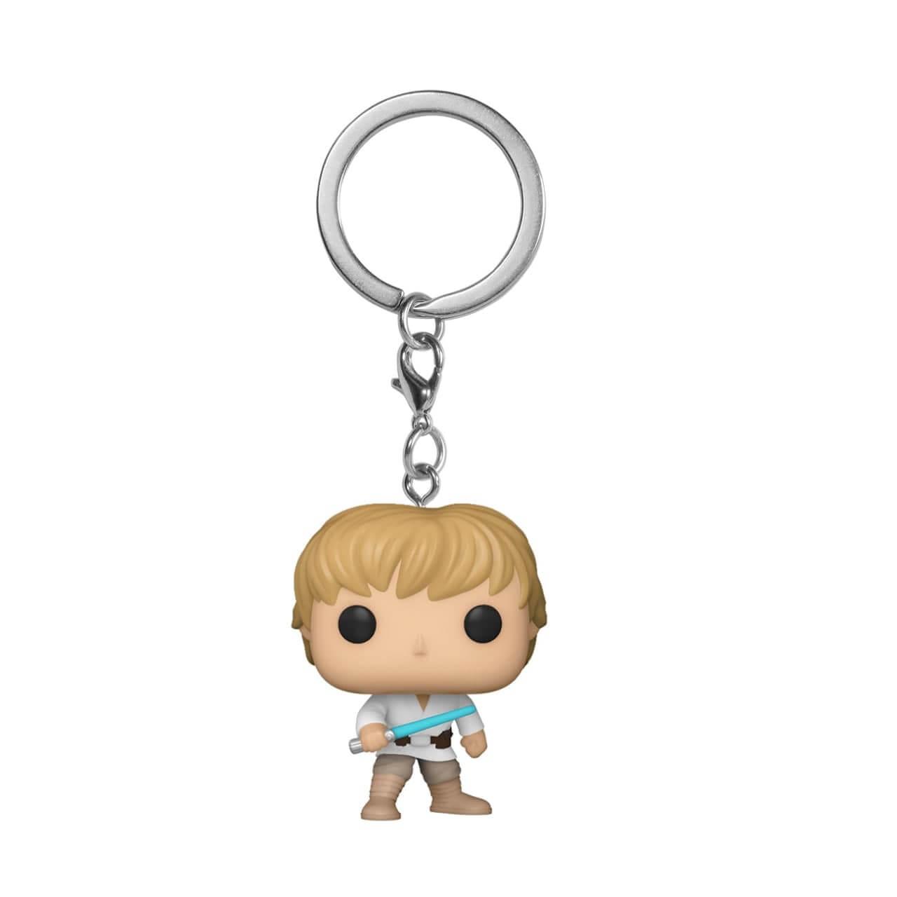 Star Wars Luke Skywalker Pop! Keychain
