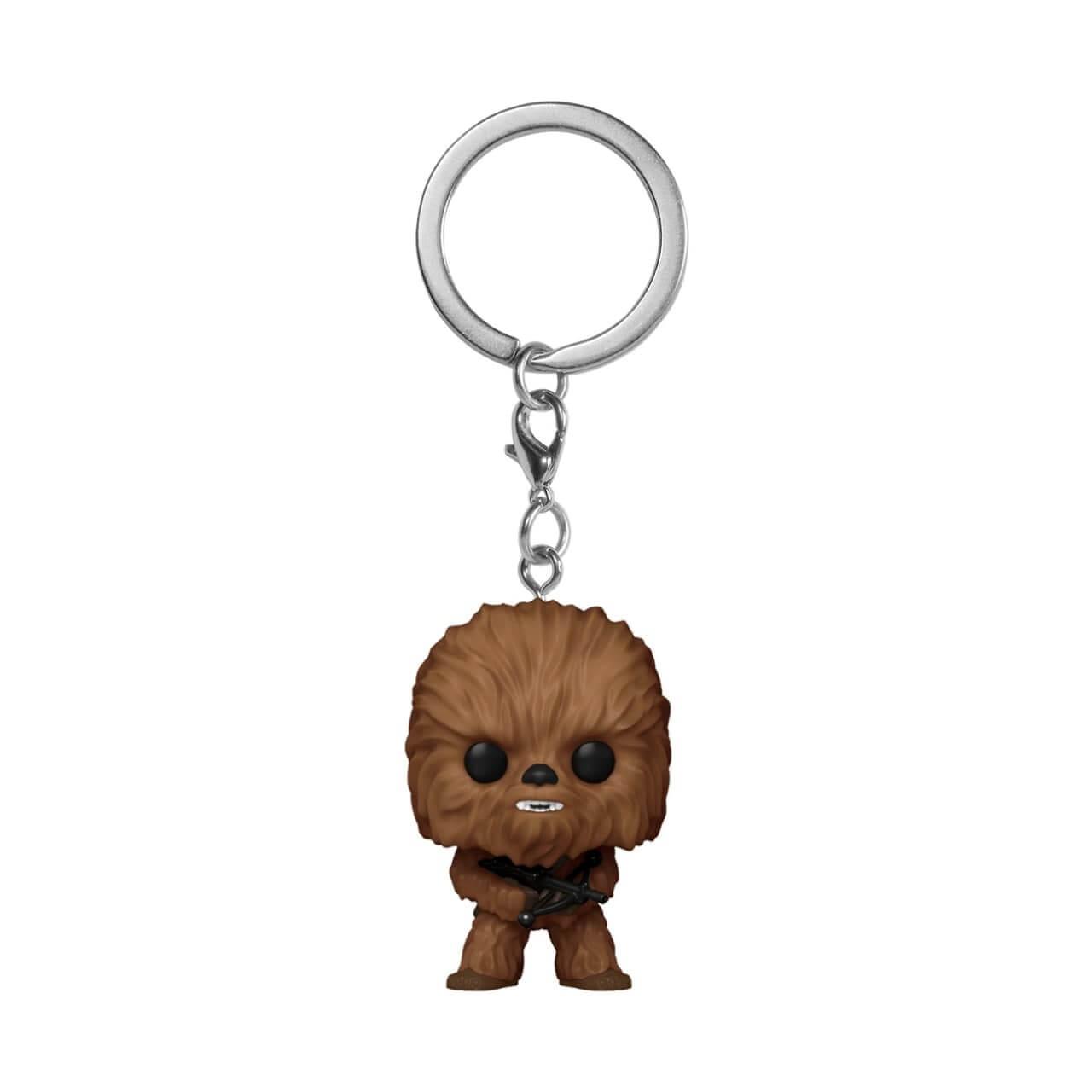 Star Wars Chewbacca Pop! Keychain