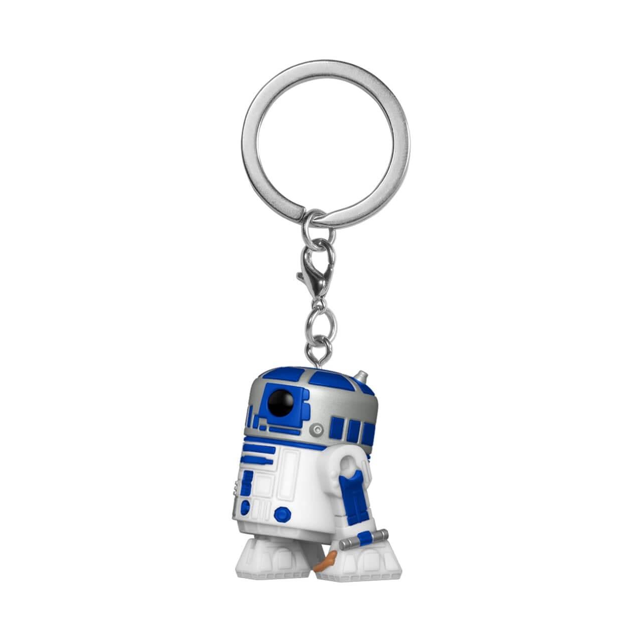 Star Wars R2-D2 Pop! Keychain