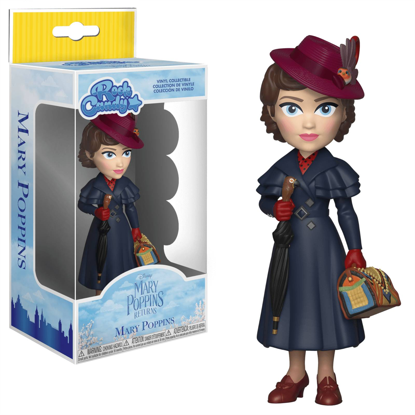 rock candy figurine mary poppins