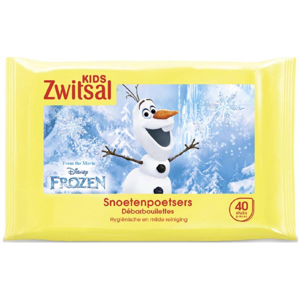 Zwitsal Kids Lingettes Humides Frozen pc(s) lingette(s)