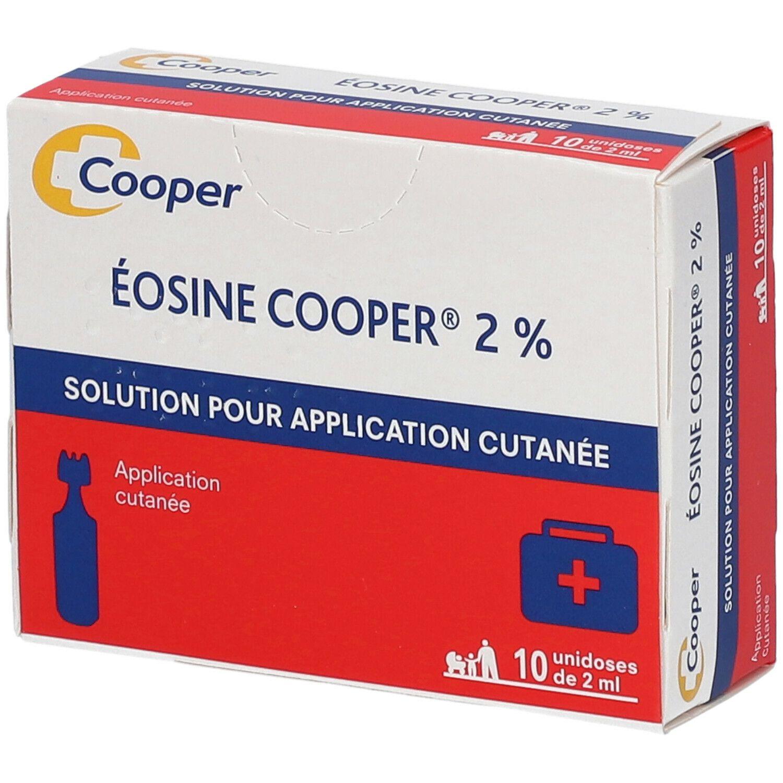 Eosine Cooper Cooper Eosine Cooper 2 % ml solution(s)