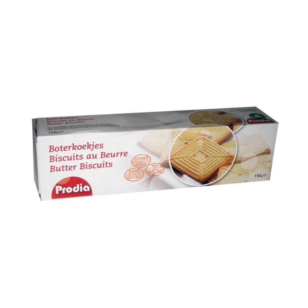 Revogan Prodia Biscuit Beurre 150 g 5400272555829