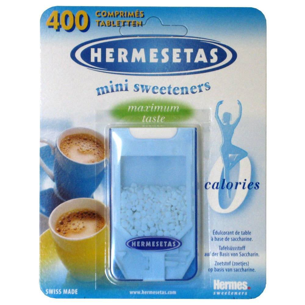 Hermesetas Mini Sweets 400 pc(s) 7610211060408