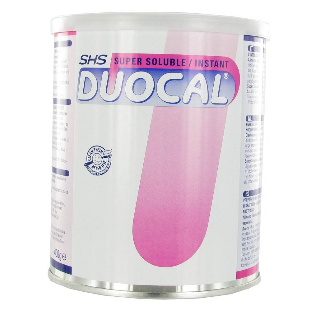 Nutricia Advanced Medical Nutricia Duocal 400 g 5016533634877