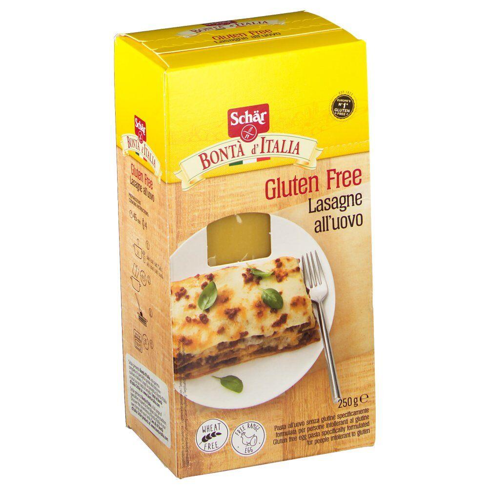 Revogan Schär Lasagne 250 g 8008698004098