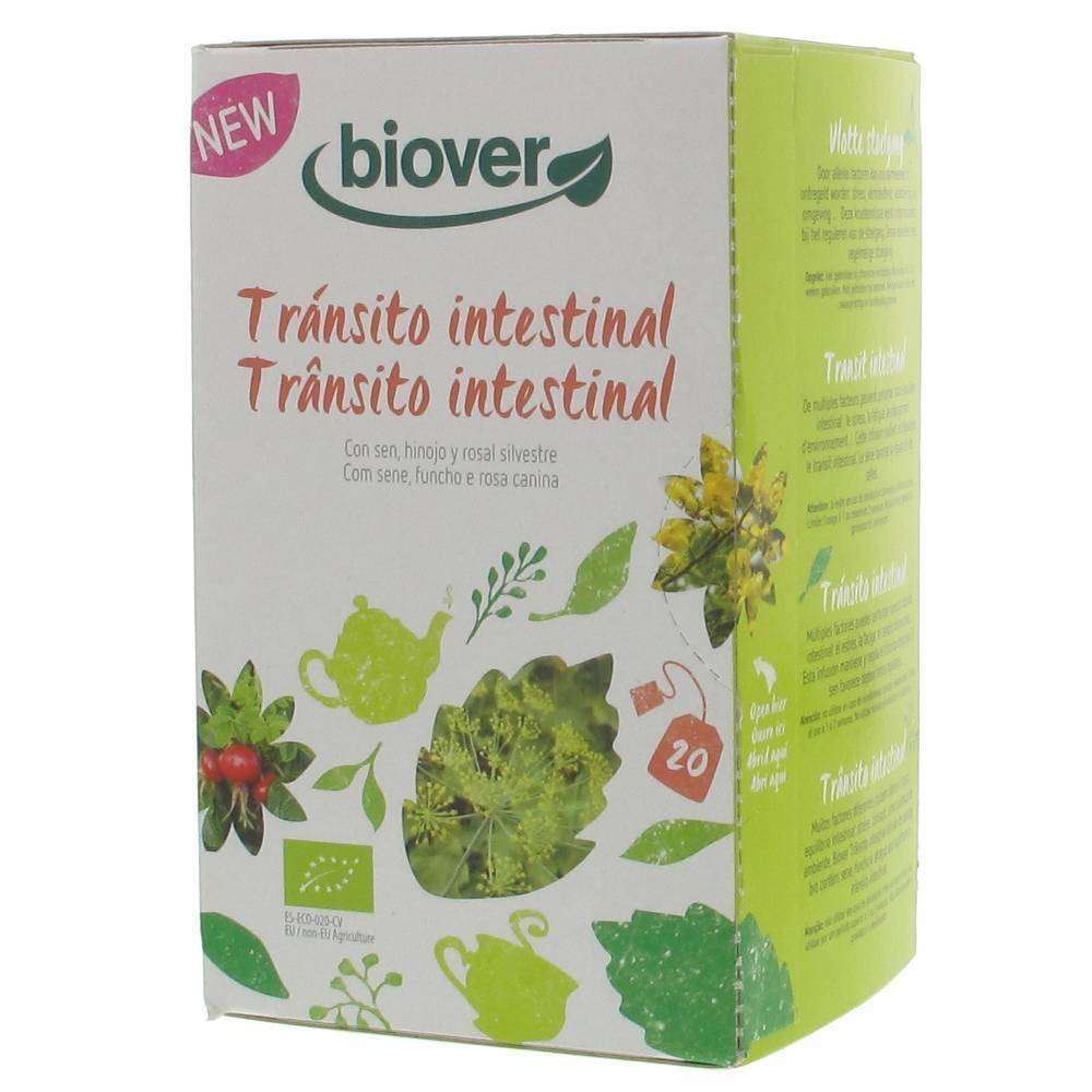 Biover N.v. biover Transit intestinal 20 pc(s) 5412141200419