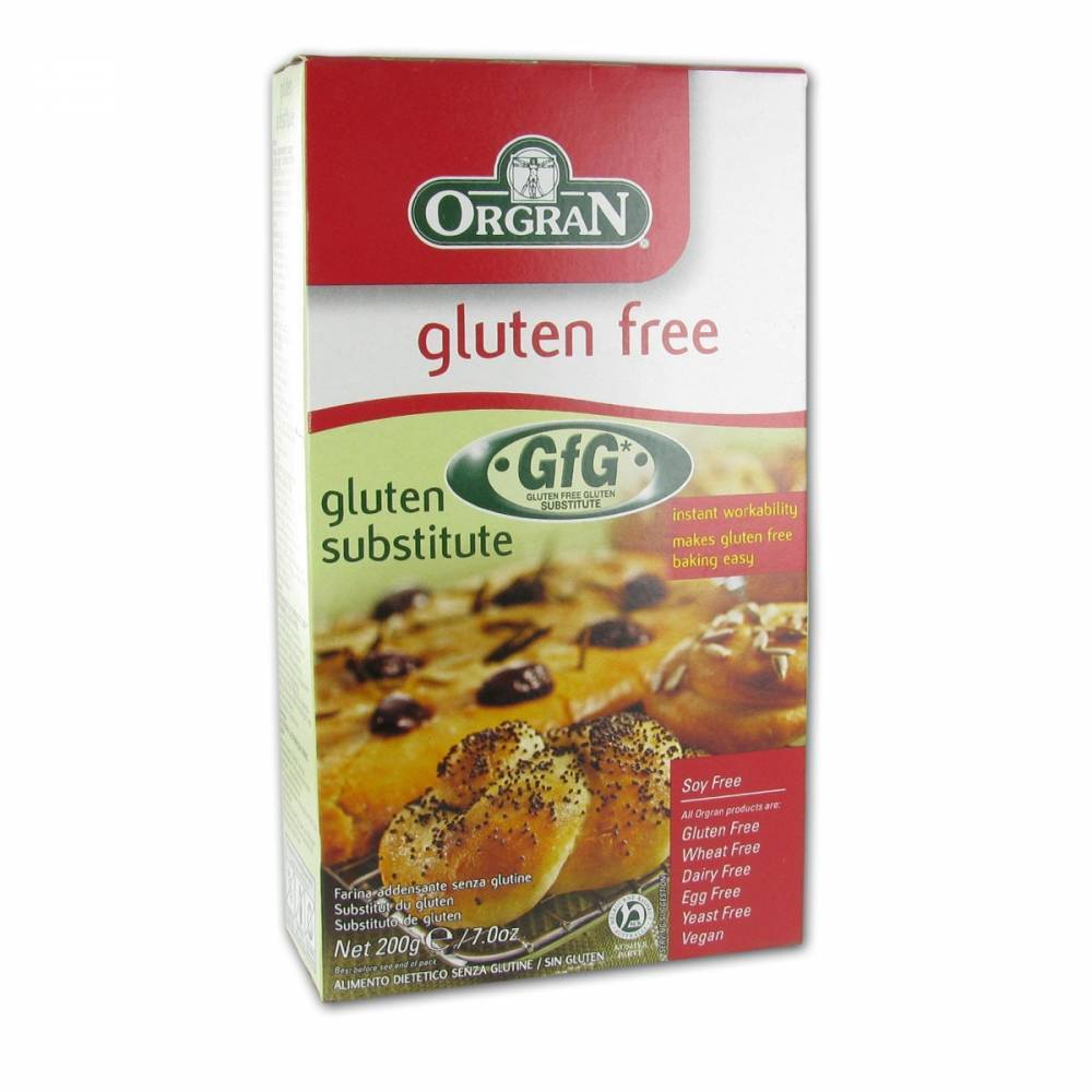 Orgran® Orgran Substitut De Gluten 120 g 0720516021442