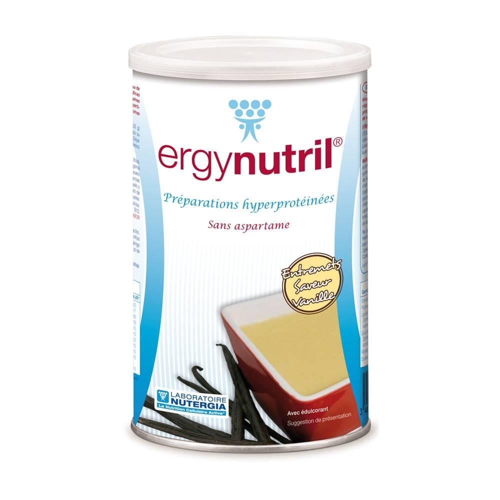 Vectibel Nutergia ergynutril® Vanille 300 g 3401579750933