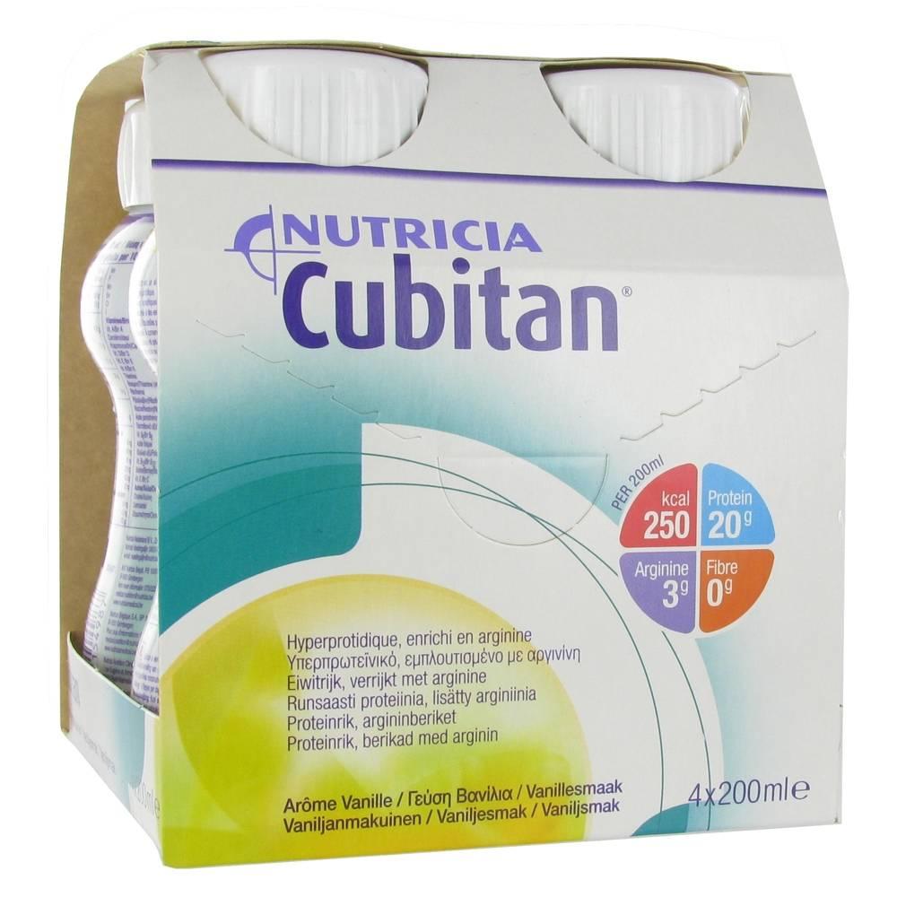 Nutricia Advanced Medical Cubitan Vanille 800 ml 8716900569104