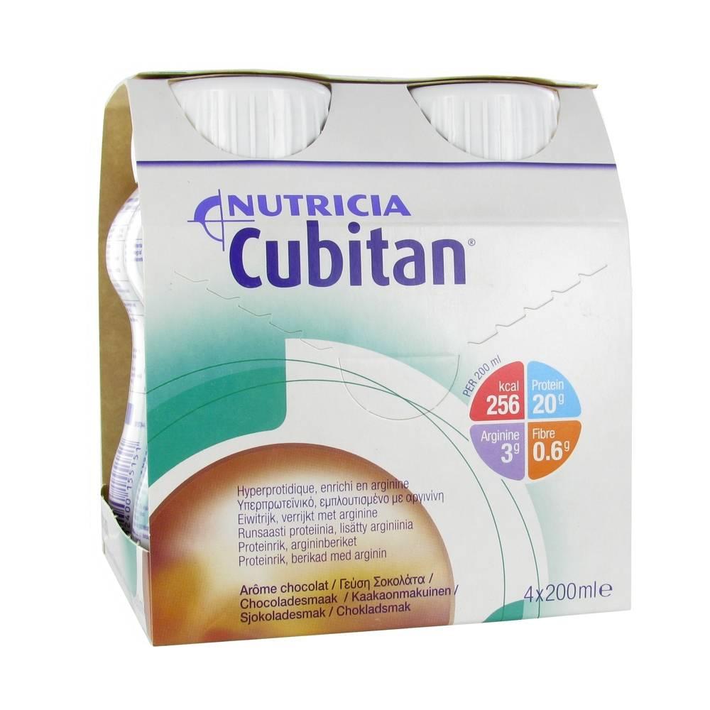Nutricia Advanced Medical Cubitan Chocolat 800 ml 8716900569029