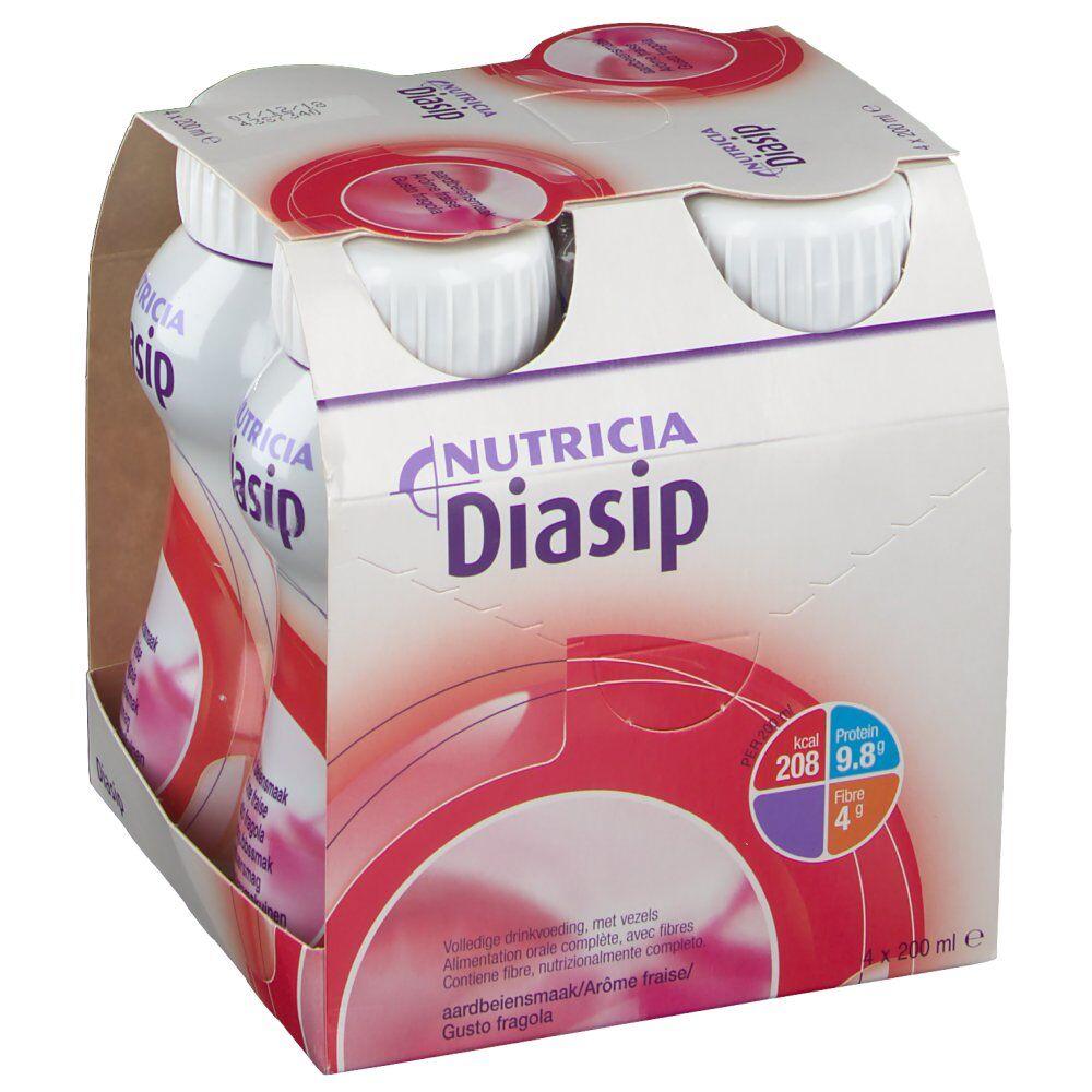 Nutricia Advanced Medical Diasip Fraise 800 ml 8712400151702
