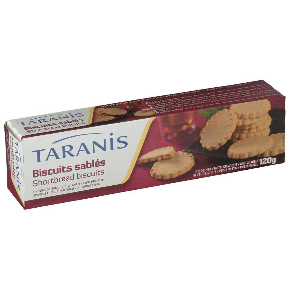 Revogan Taranis Biscuits sablés 120 g 3401248713412