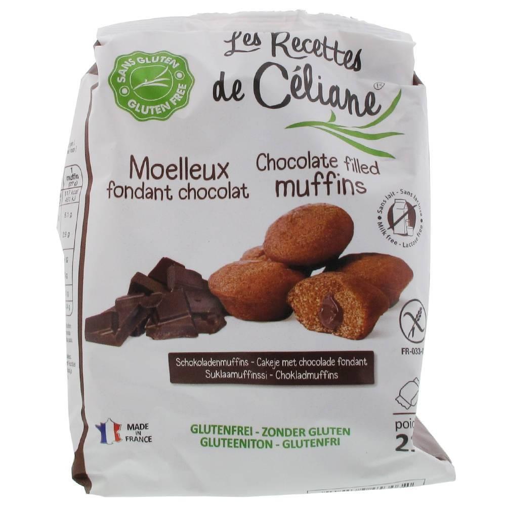 Revogan Celiane Cake Coeur Chocolat 210 g 3700566453032