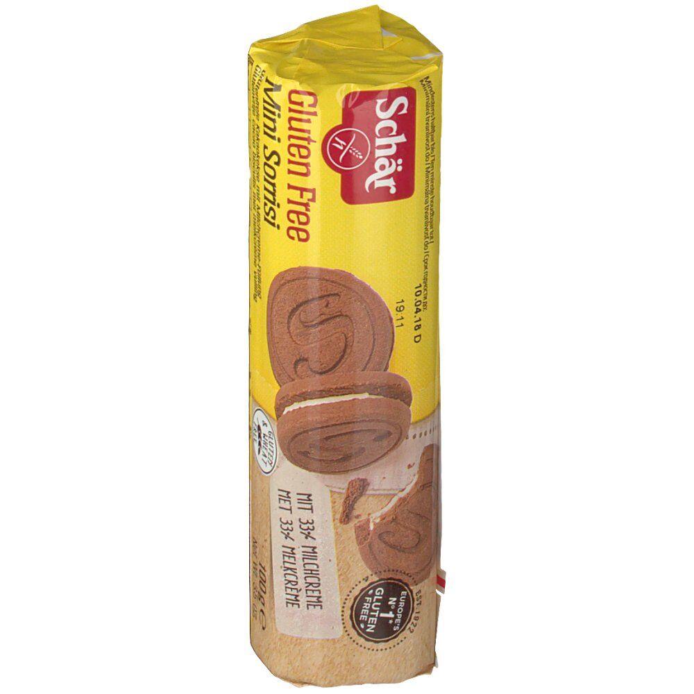 Revogan Schär Mini Sorrisi Biscuit 100 g 8008698008157