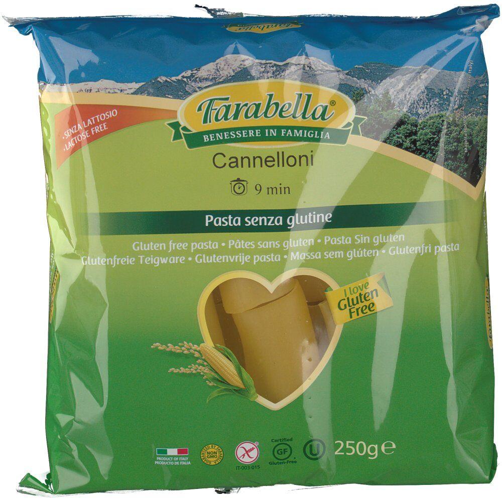 Revogan Farabella Cannelloni Sans Gluten 250 g 8032755844853