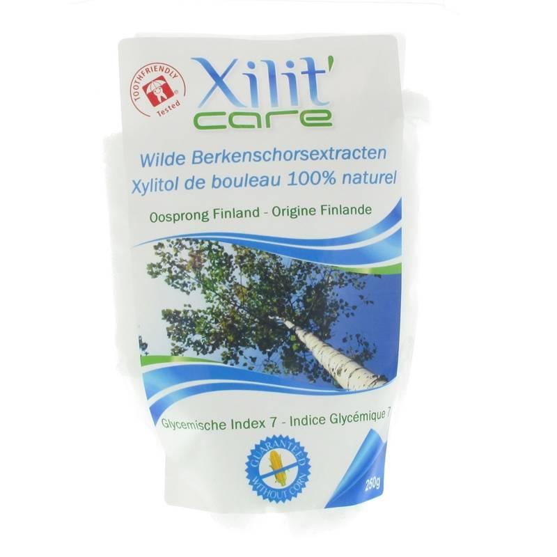 Jearese Xilitcare Ecorce de Bouleau 250 g 3700745000651
