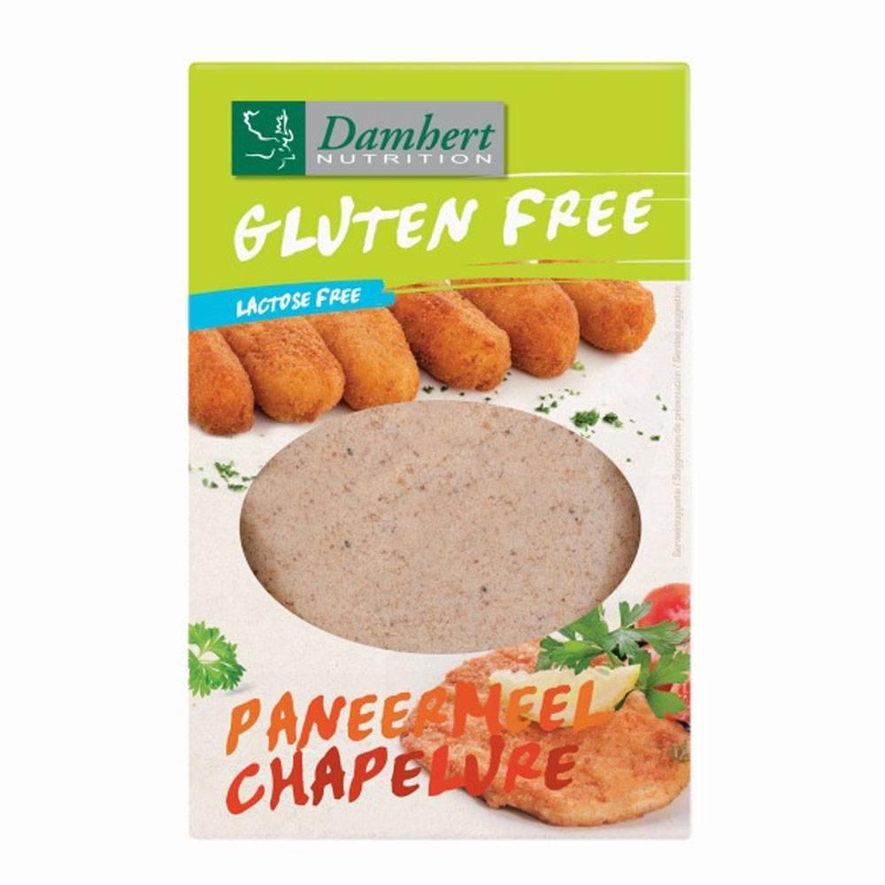 2Pharma OTC Damhert Gluten Free Chapelure 400 g 5412158011725