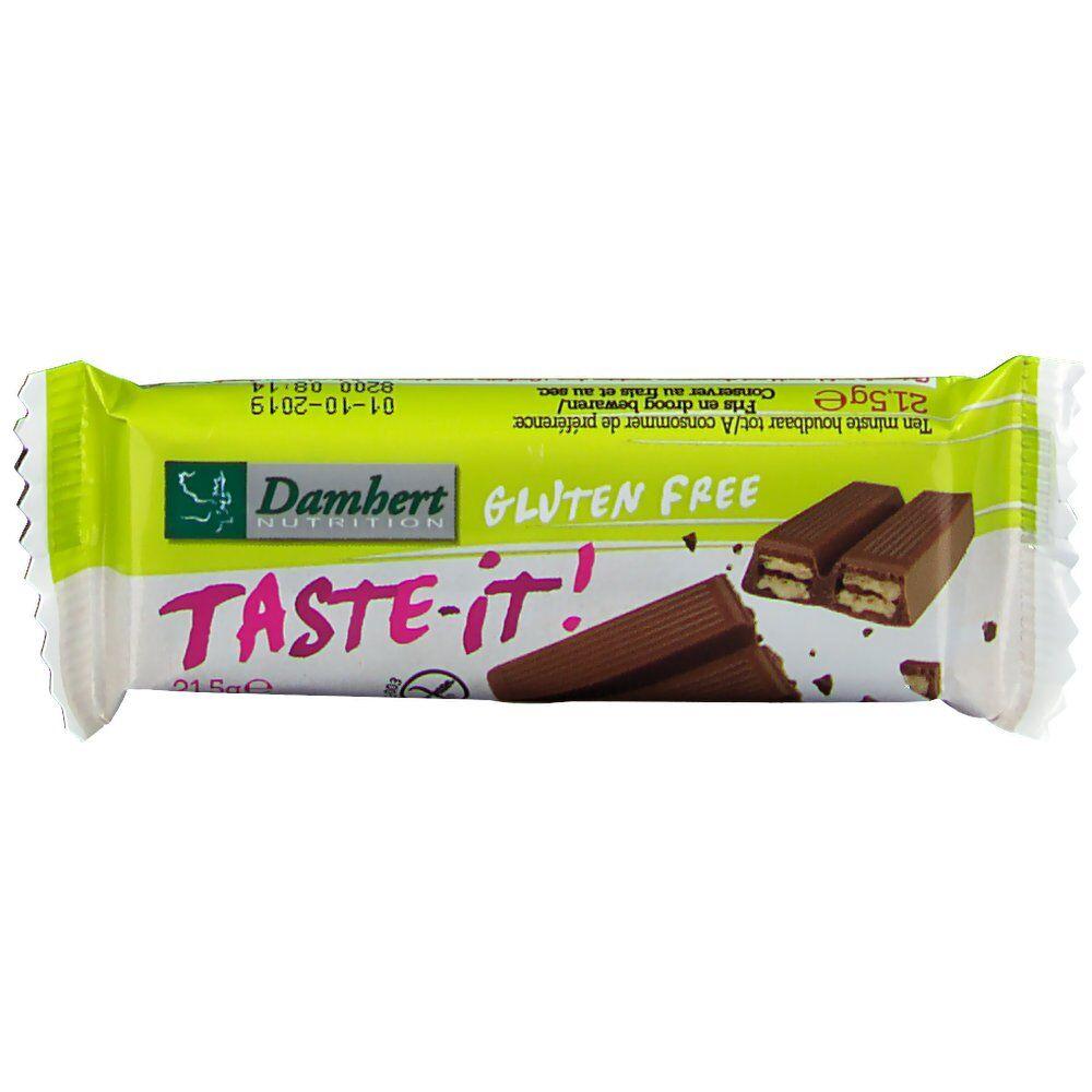 2Pharma OTC Damhert Taste-it! Snack Sans Gluten 21,50 g 5412158009869