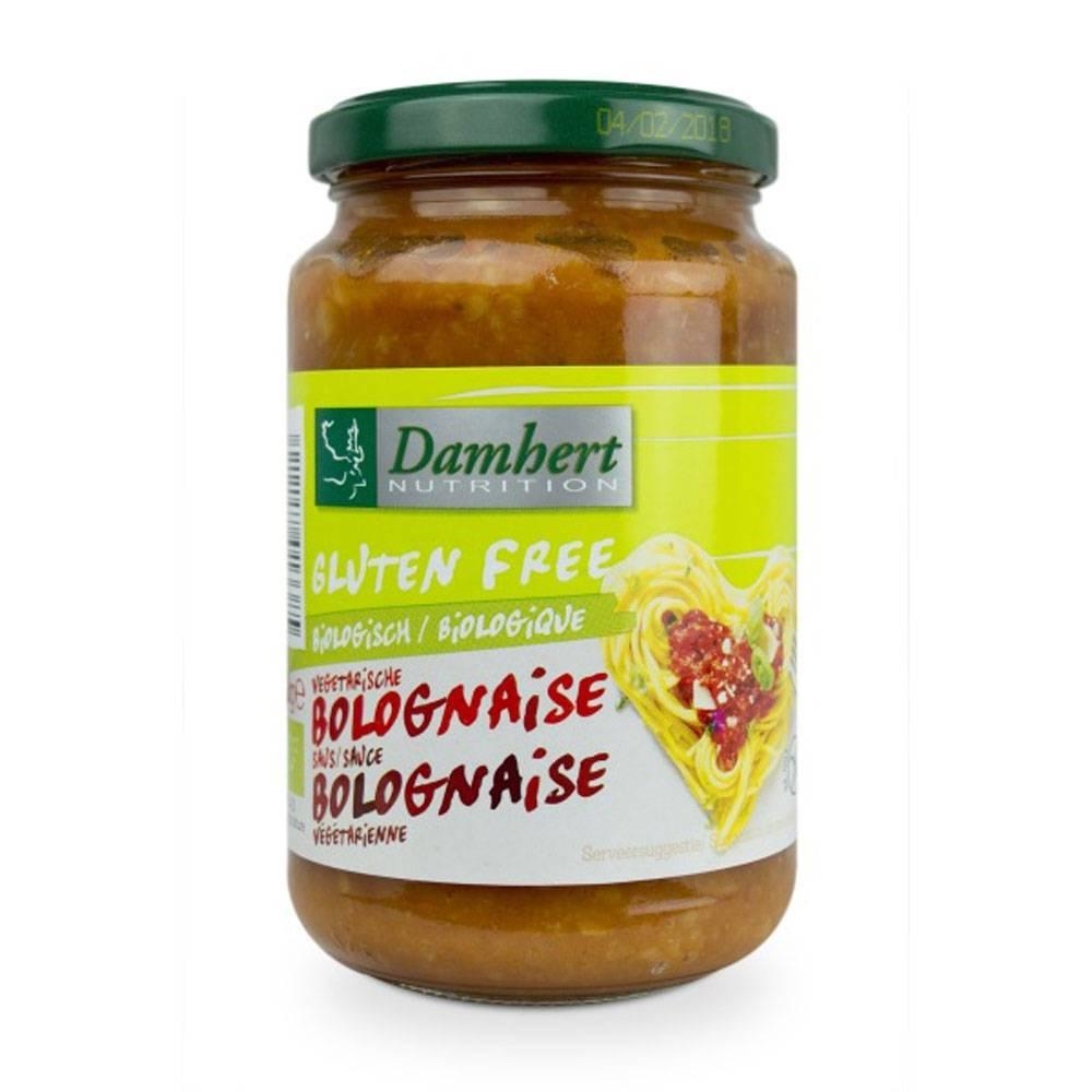 2Pharma OTC Damhert Gluten Free Sauce bolognese BIO 350 g 5412158013385