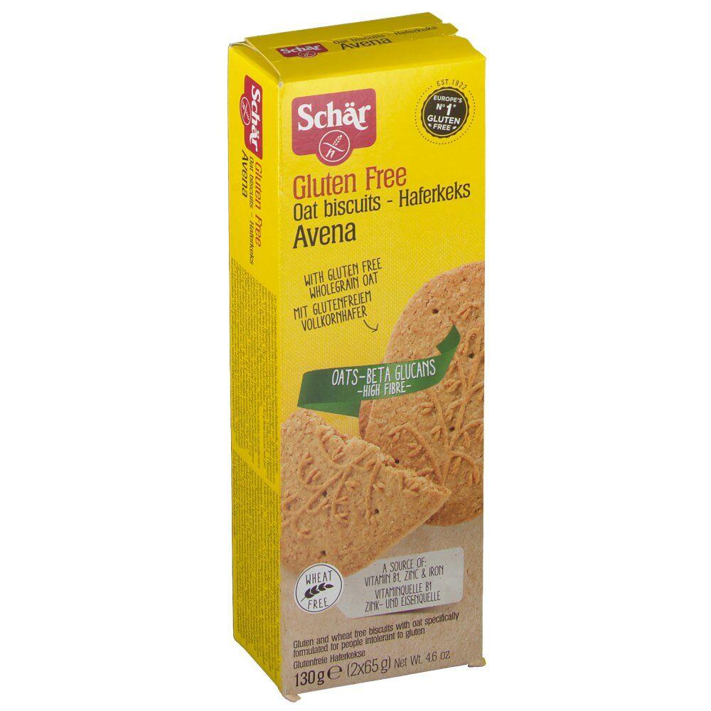 Revogan Schär Biscuits à l'avoine sans gluten 130 g 8008698016756