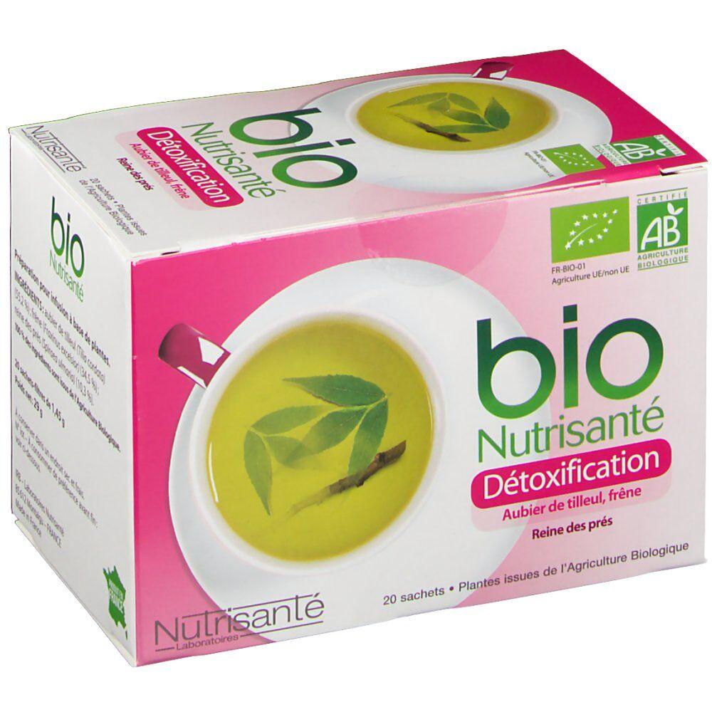 Nutrisanté Bio Détoxification 20 pc(s) 3515450013236