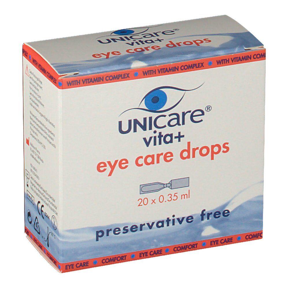IBDTradeServices UnicareVita+EyeCareDrops ml gouttes pour les yeux