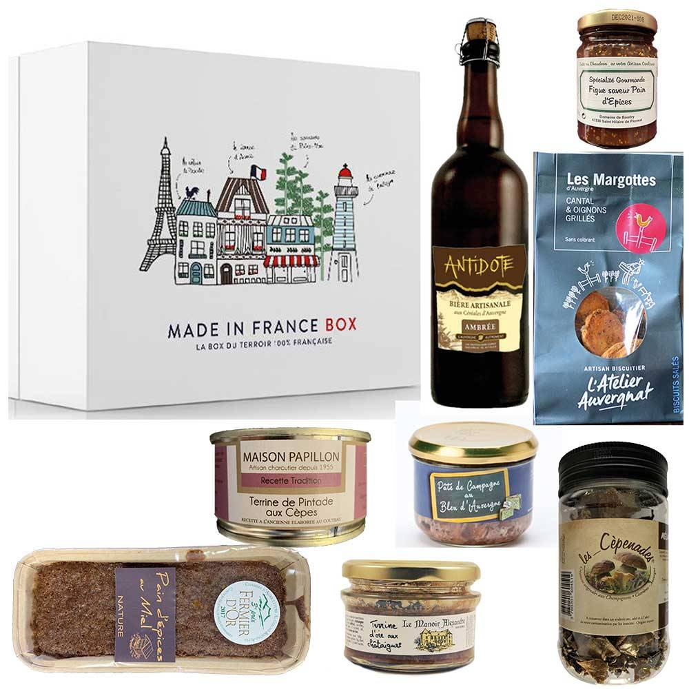 MADE IN FRANCE BOX Box Auvergne