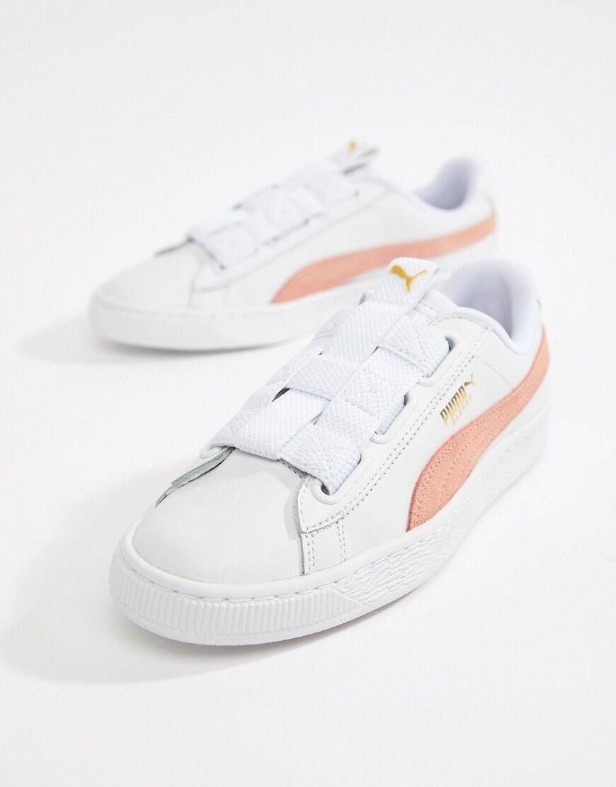 Puma - Maze - Baskets-Blanc
