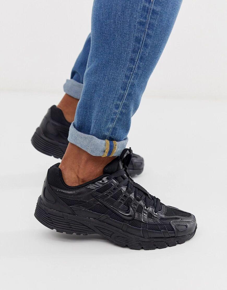 Nike - P-6000 - Baskets - Triple noir CD6404-002