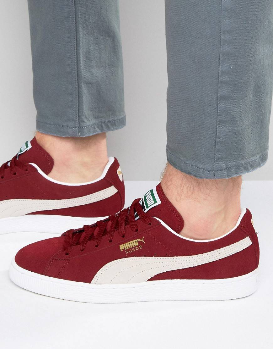 Puma - Baskets - Rouge 35263475 - Rouge