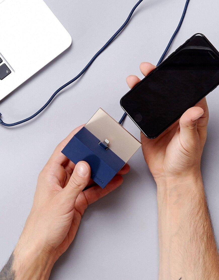 Native Union - Premium - Station de chargement pour iPhone - Multi