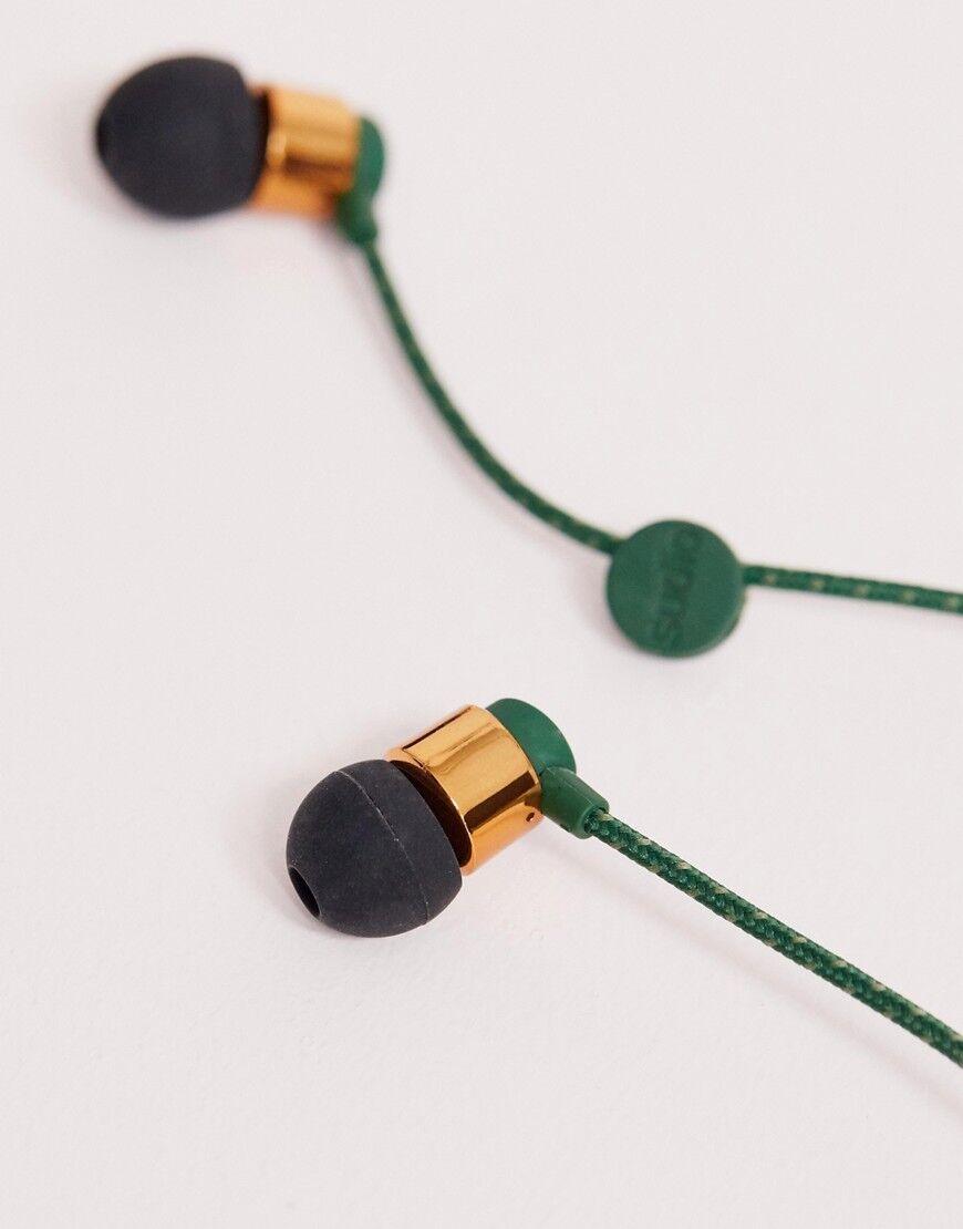Sudio - Tio - Écouteurs sans fil - Vert - Multi