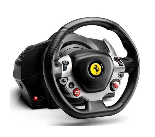 THRUSTMASTER TX Racing Wheel - Ferrari 458 Italia Edition - Volant gaming Xbox One