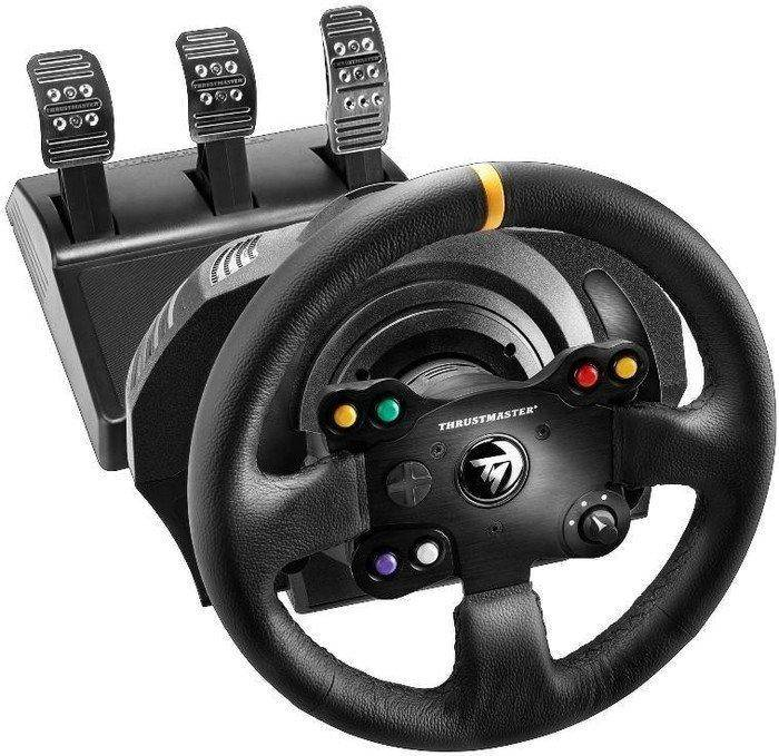THRUSTMASTER volant TX Racing Wheel Leather Edition