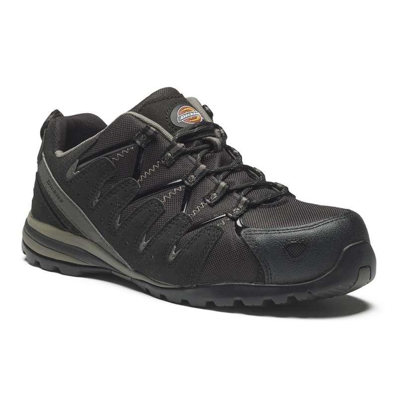 DICKIES Chaussures de sécurité basses DICKIES TIBER - S3 SRC - noir - Taille - 39