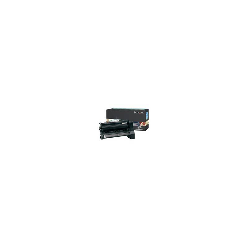 Lexmark Cartouche Toner C78X THC Noir 15 000 pages LRP
